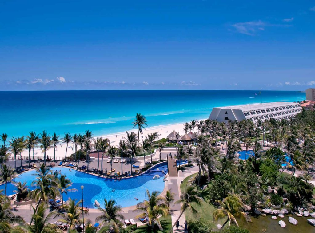 Hoteles Oasis Cancún